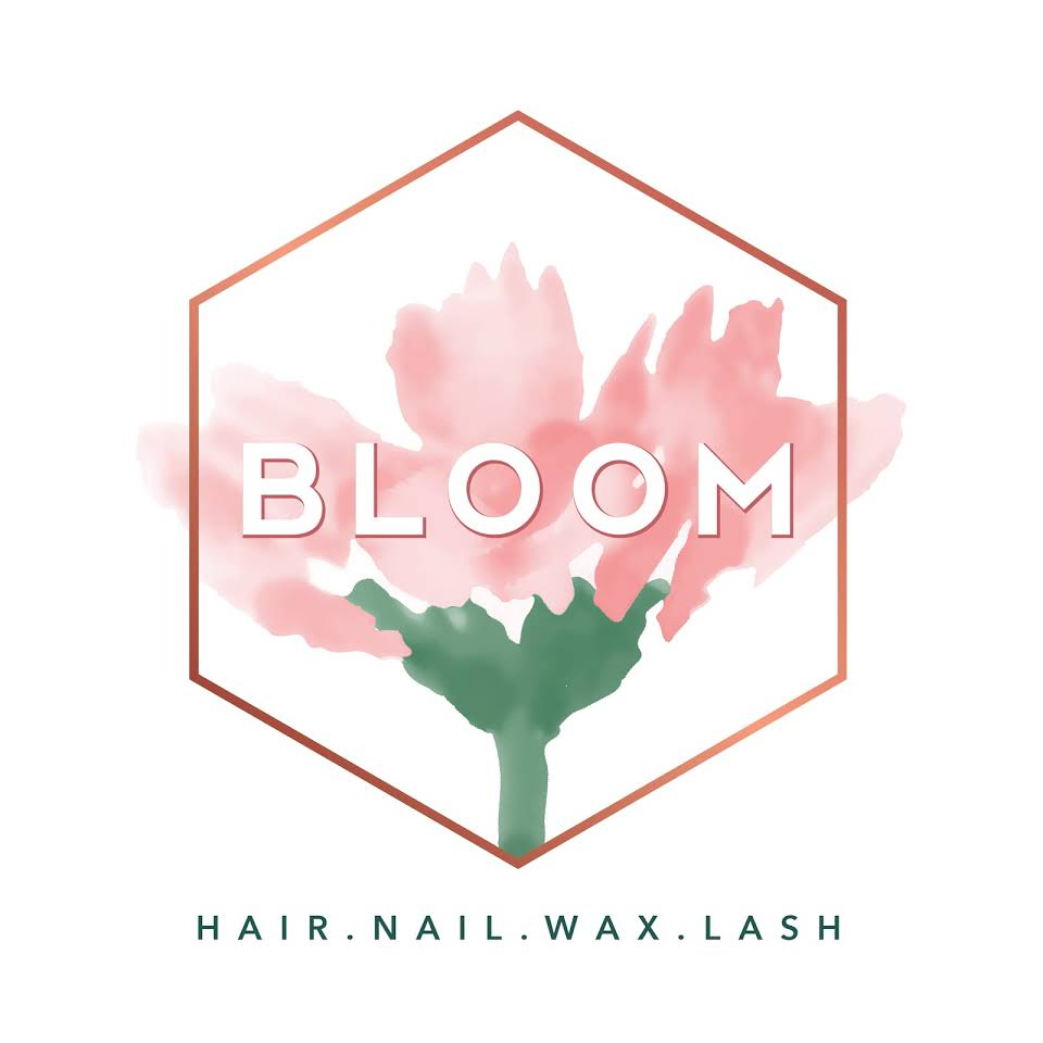 Bloom Salon Logo