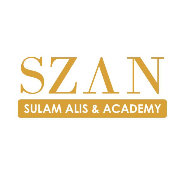 SZAN Sulam Alis & Academy Logo