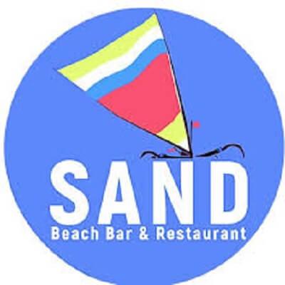Sandbeach Resto Logo