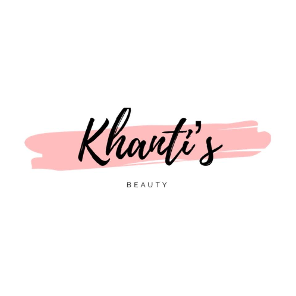 Khanti's Beauty Logo