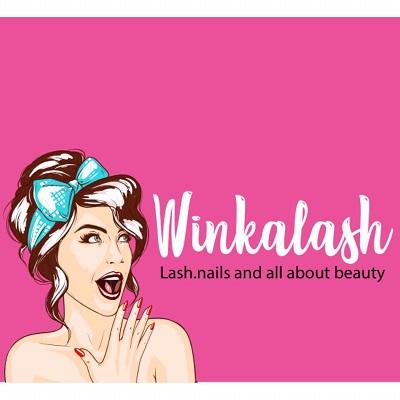 Wink A Lash Logo