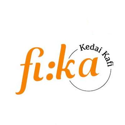Fika Kafi Logo