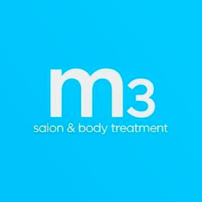 M3 Hair & Body Treatment Logo