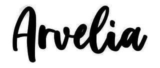 Arvelia Beauty Stop Logo