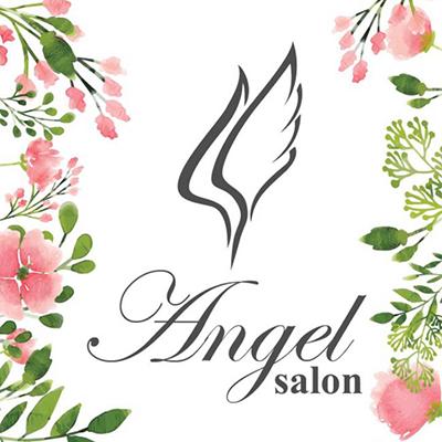 Angel Salon Binjai Logo