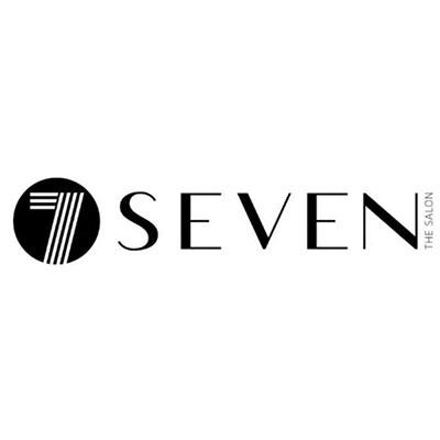 Seven The Salon Logo