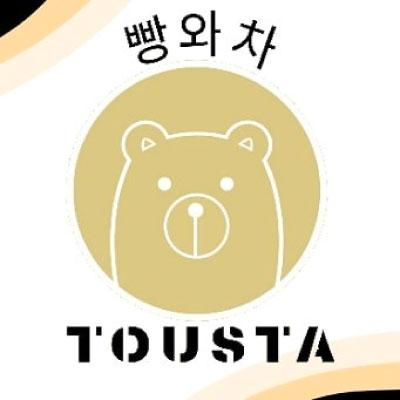 Tousta Toast & Teabar Logo