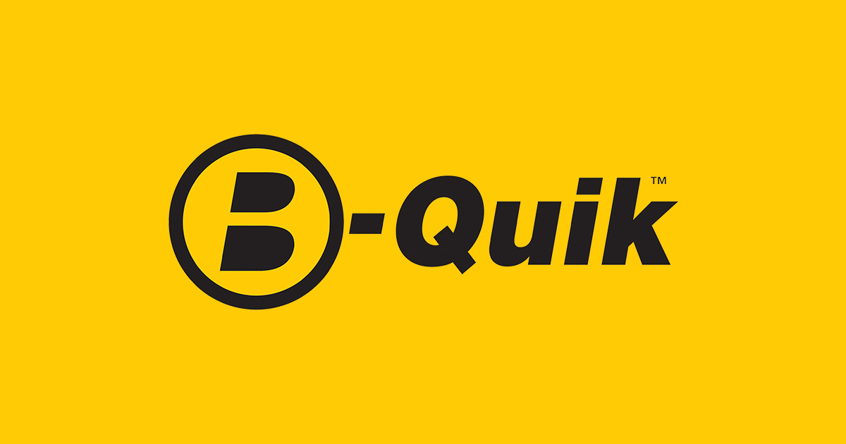 B-Quik Logo