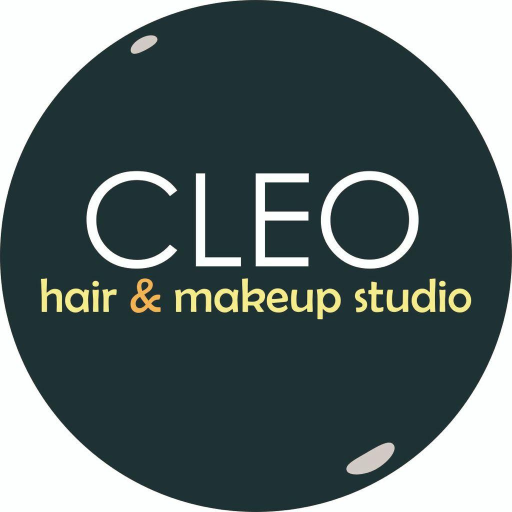 Cleo Salon Logo