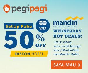 pegipegi Hotel Booking Campaign - 300x250