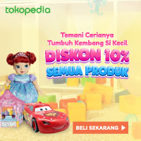 Tokopedia Marketplace 200 x 200