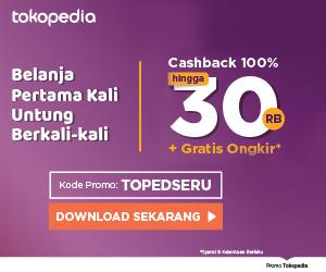 Tokopedia Apps Instal Campaign - 300 x250