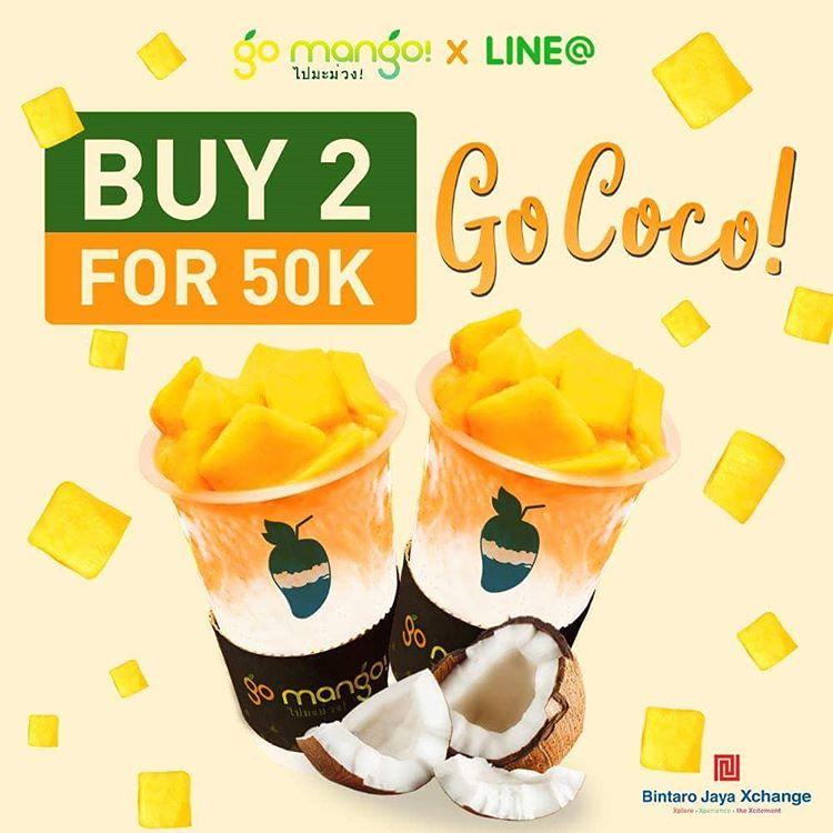 Go Coco Buy 2 for 50K