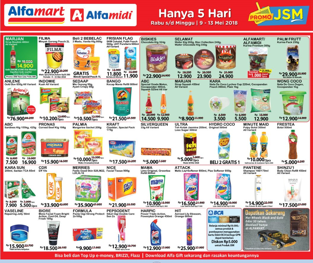Katalog Alfamidi 10 May 13 Corned Beef Pronas Sachet