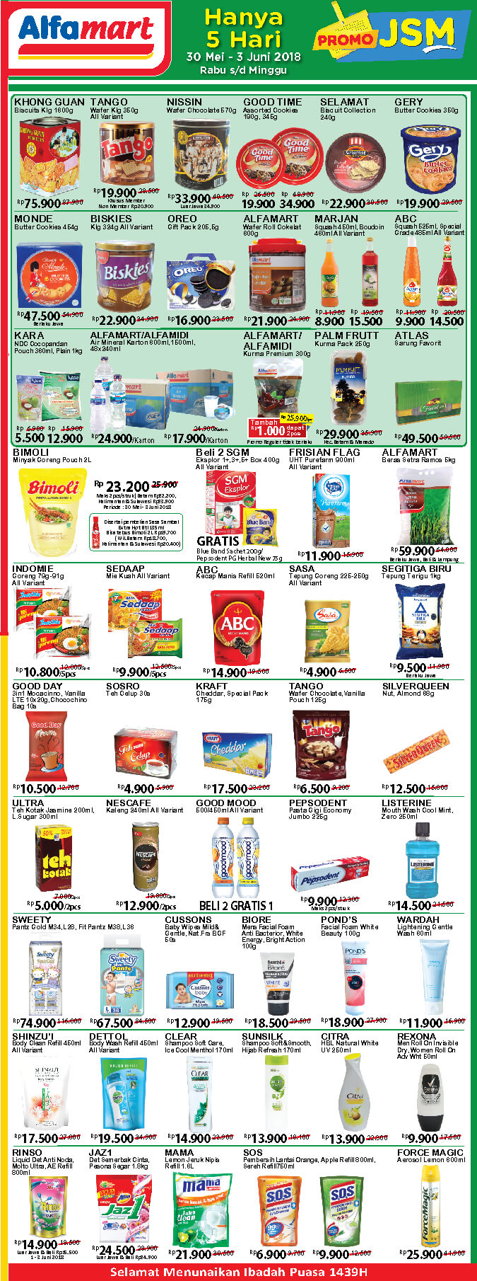 Katalog Alfamart 31 May 3 Jun Rinso Molto 800ml