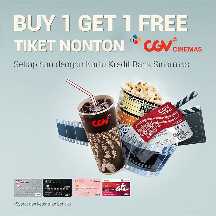 Buy 1 Get 1 FREE Ticket