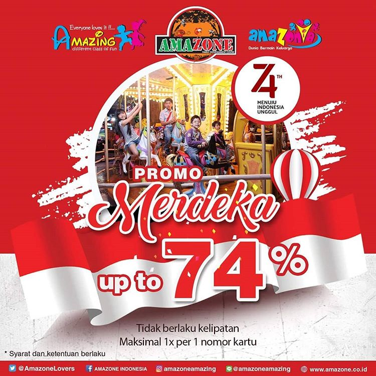 Up to 74% Off