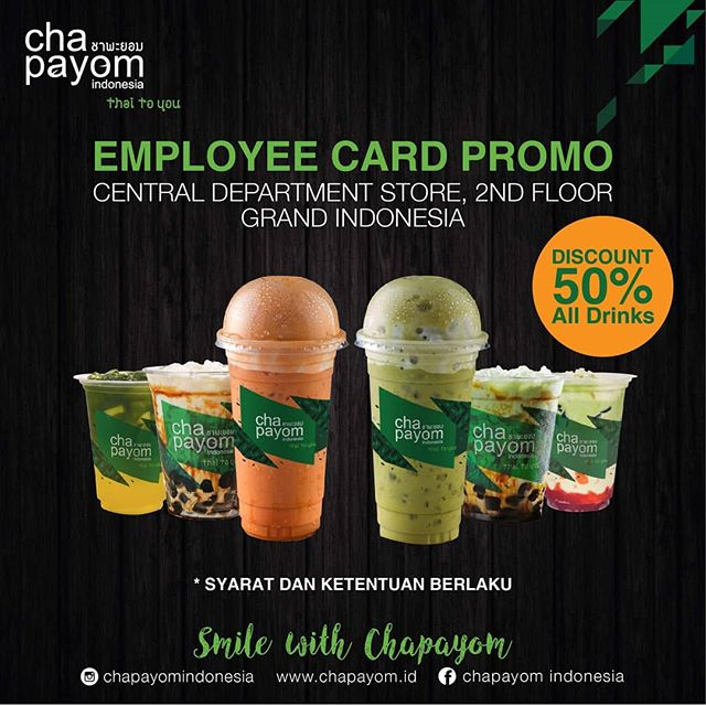 Employee Card Promo
