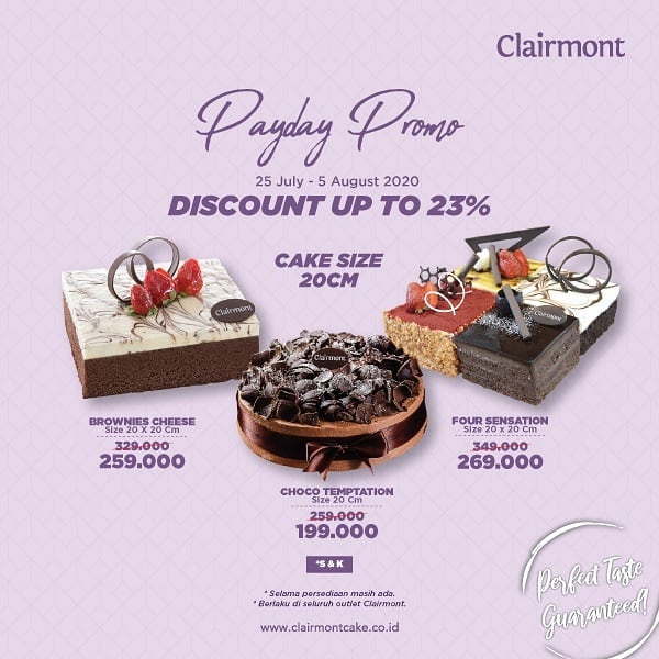 Payday Promo: Discount Up To 23%!