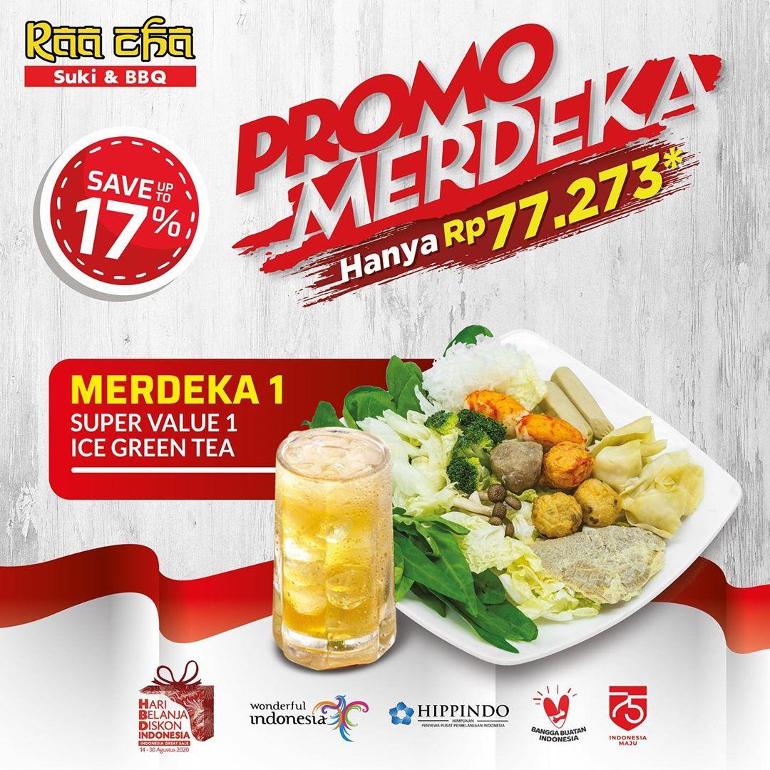 Promo Merdeka! Super Value Plus Rp.77.273*
