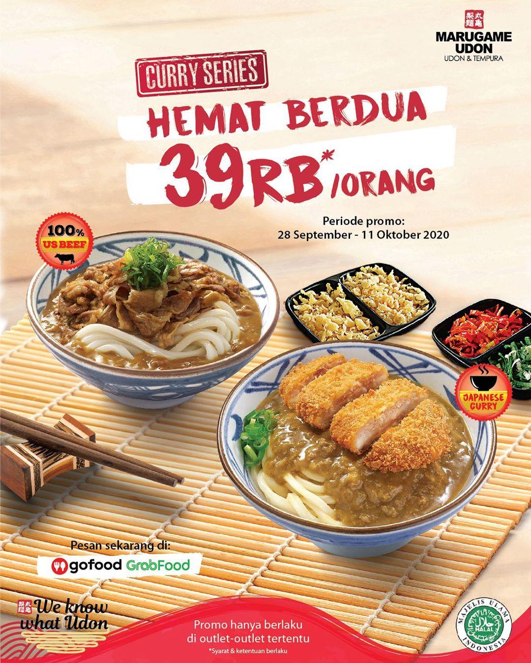 Curry Series! HEMAT BERDUA 39RB/ORANG