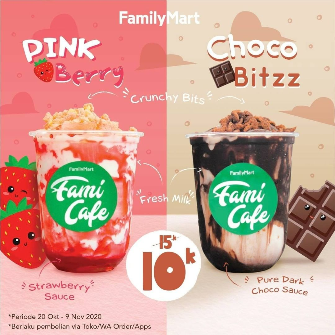 PINK BERRY & CHOCO BITZZ ONLY 10K!