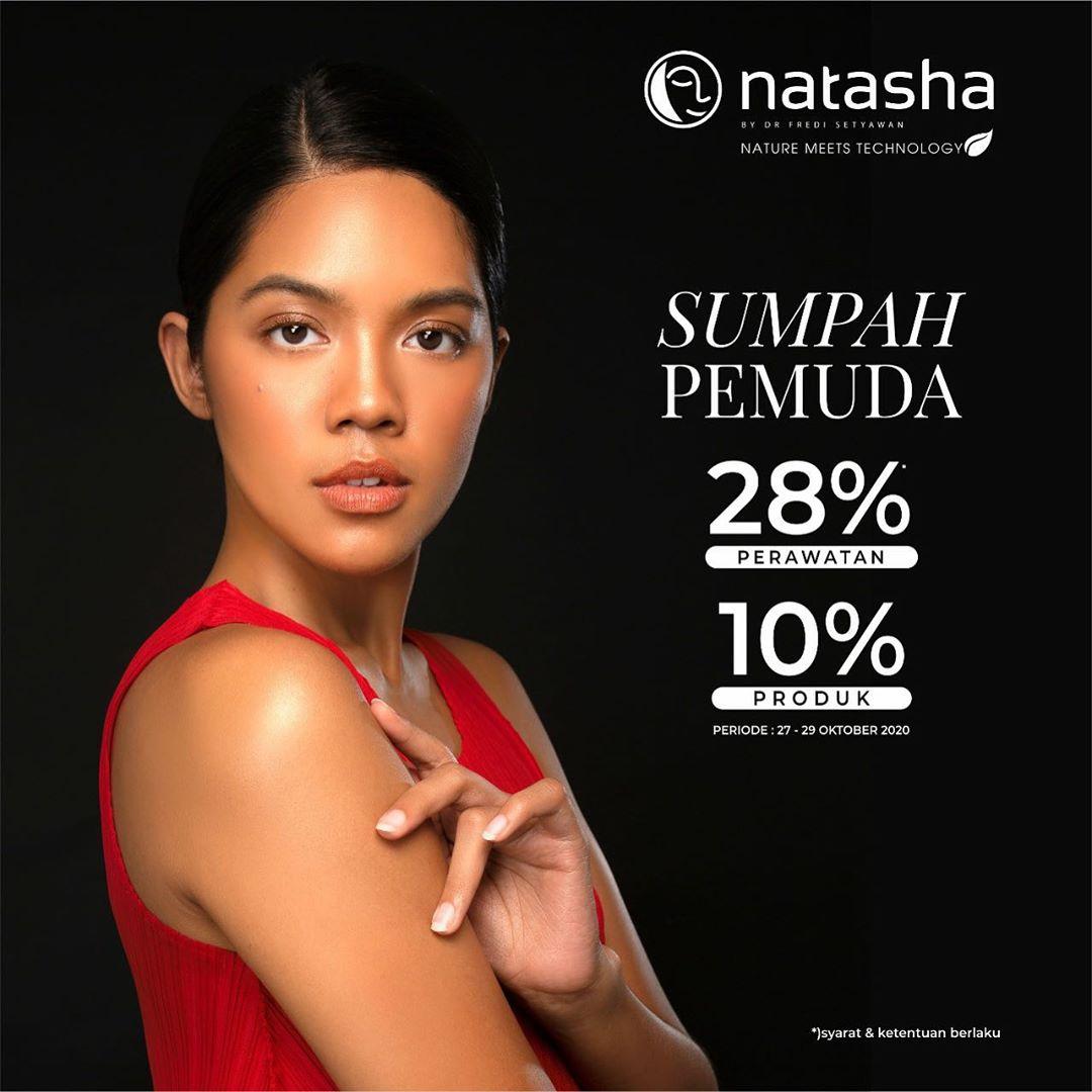PROMO SUMPAH PEMUDA! Natasha Skin Clinic