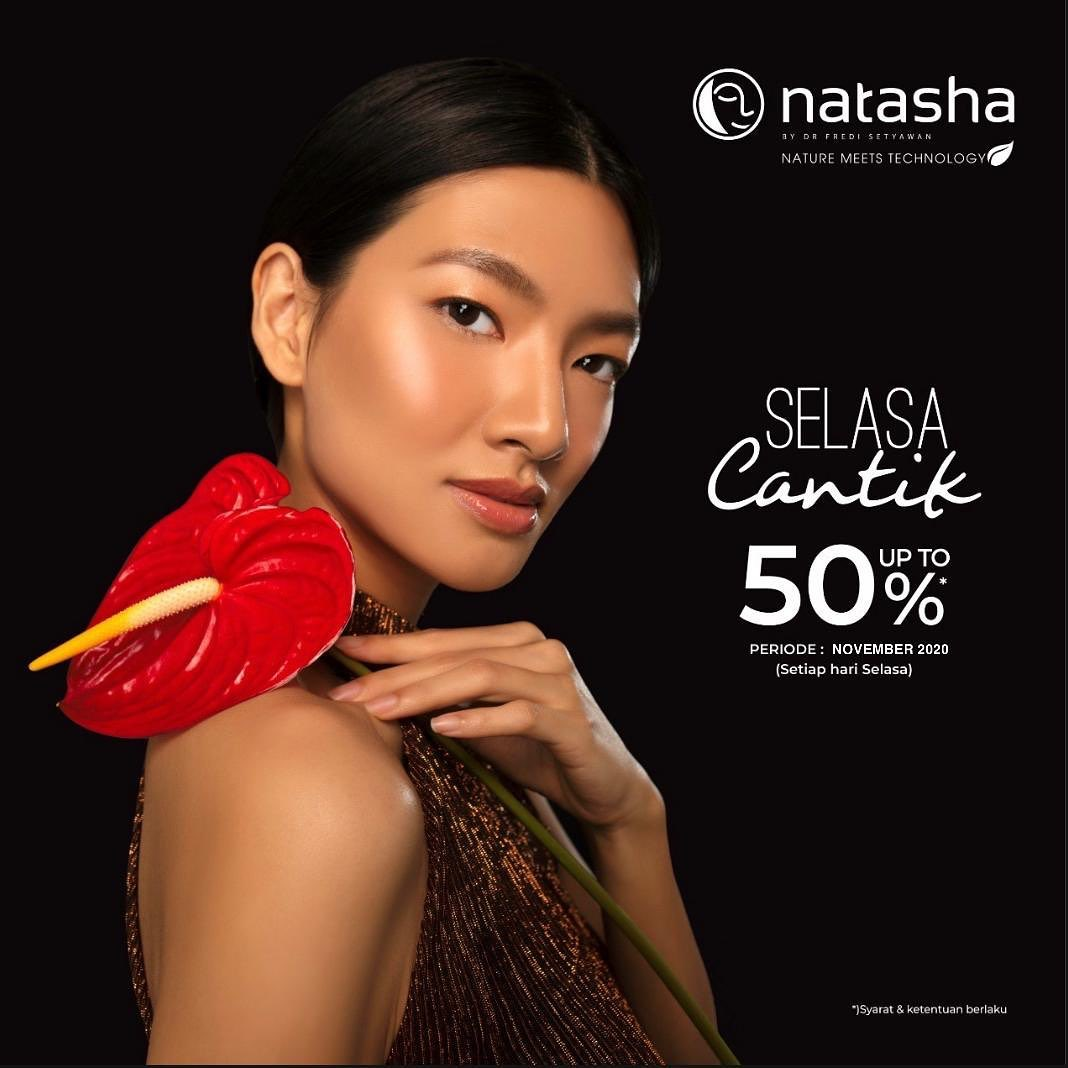 NOVEMBER SELASA CANTIK! UP TO 50% OFF