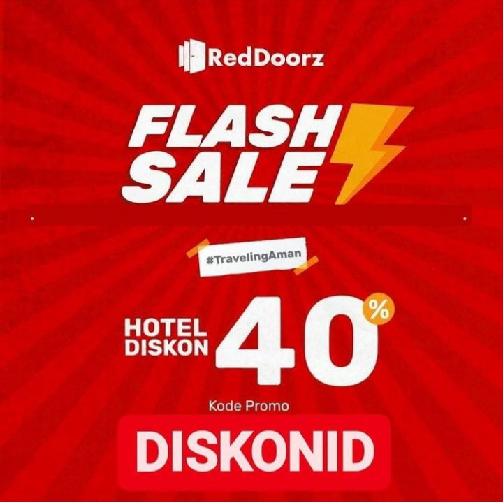RedDoorz FLASH SALE