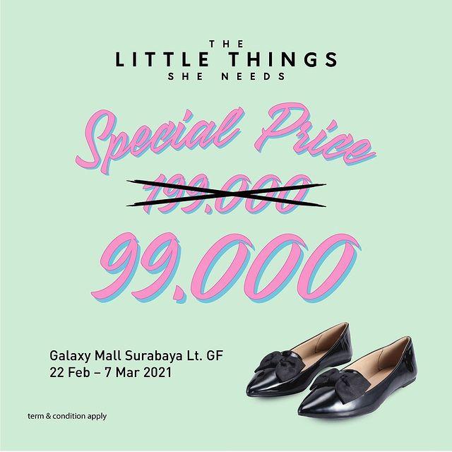 Special Price 99K