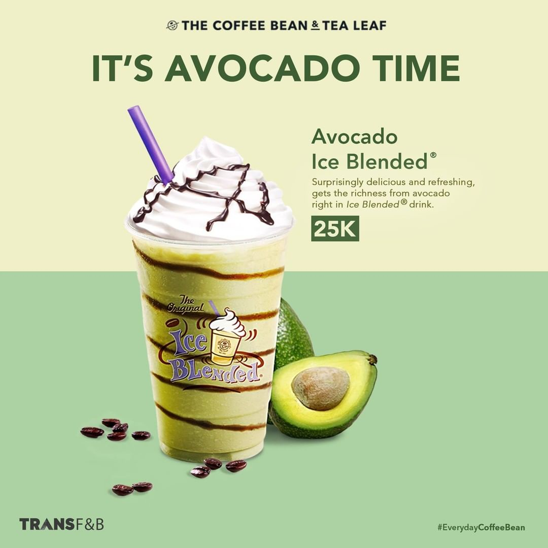 It's Avocado Time