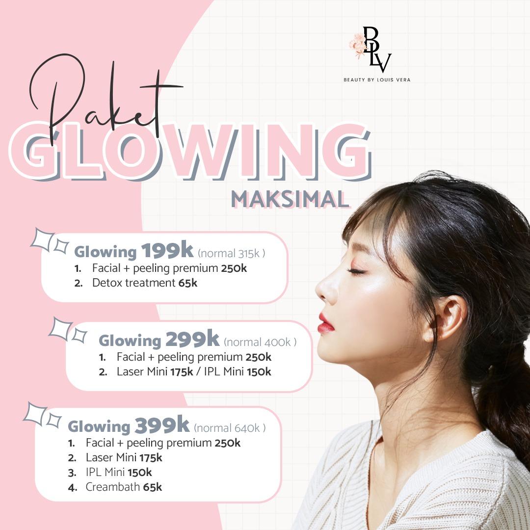 Paket Glowing Maksimal