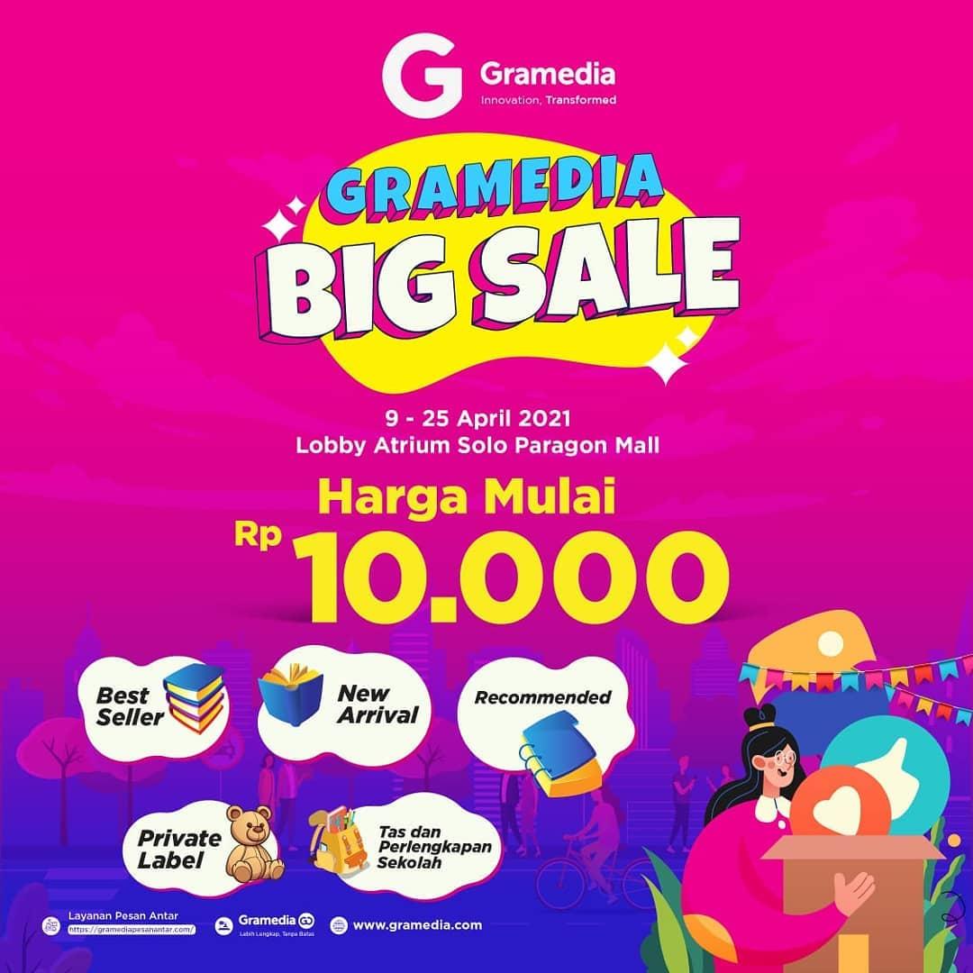 Gramedia Big Sale