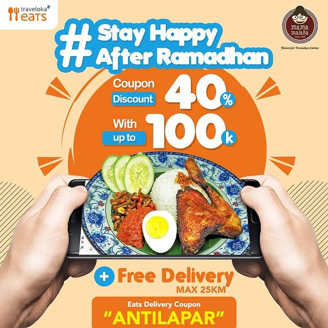 Stay Happy After Ramadhan