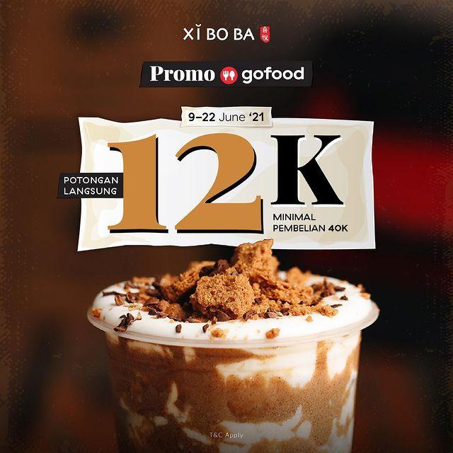 Potongan Langsung 12K with GoFood