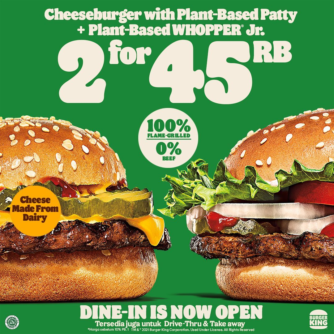 Burger 2for45