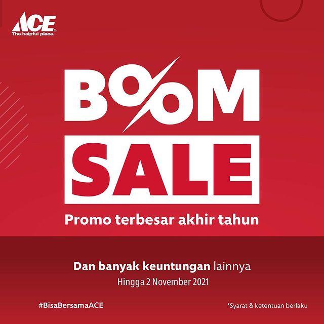 Boom Sale