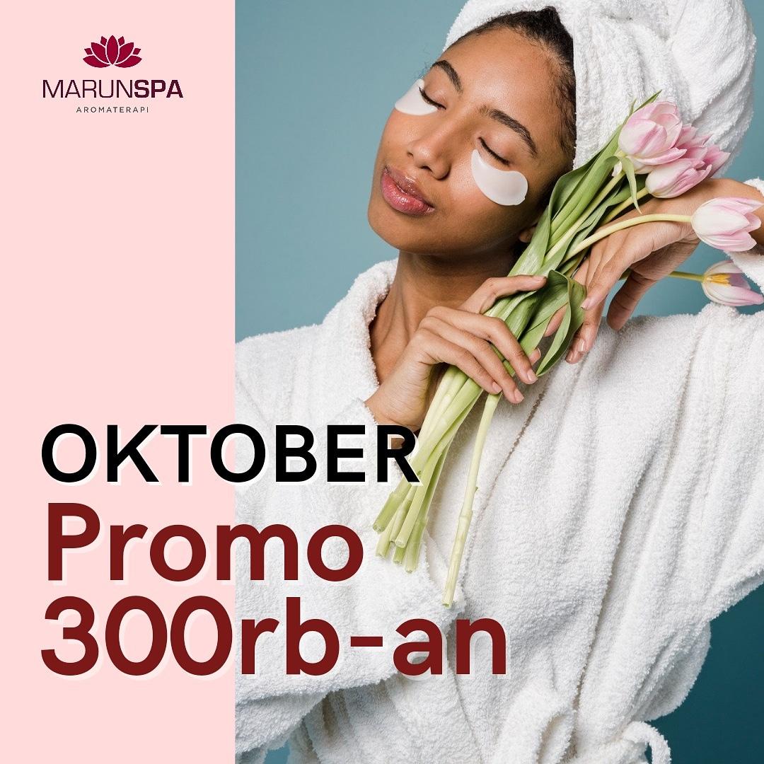 Oktober Promo 300rb-an