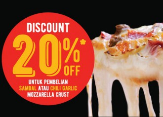 Discount 20% off