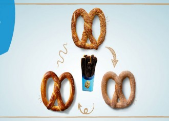 Pay 1 For 2 or Free Pretzel