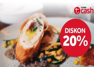 Diskon 20%