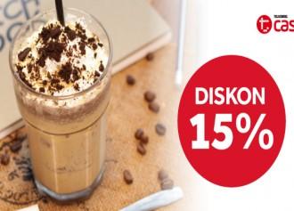 Diskon 15%