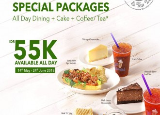 Ramadhan Special Packages ONLY Rp 55,000