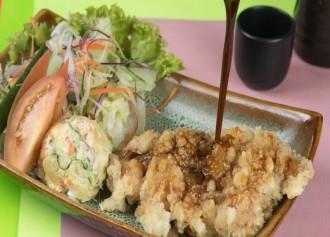 Diskon 15% + Complimentary Dish