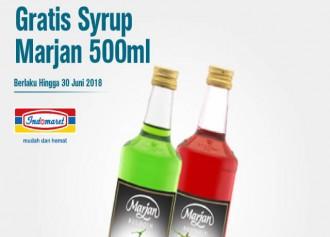 Gratis Syrup Marjan