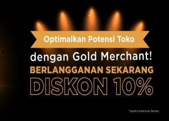 Diskon 10%