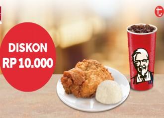 Potongan Rp 10,000