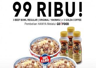 Makan Bertiga CUMA Rp 99,000