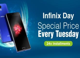 Beli Smart Phone & Note Infinix Lebih Murah