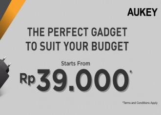 Harga Mulai dari Rp 39,000!